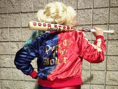 This Harley Quinn cosplayer had the perfect response to haters trying to body shame her