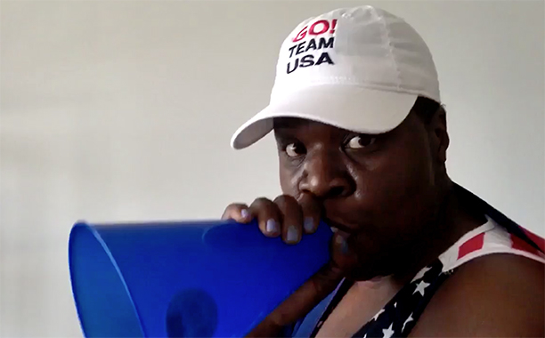 American treasure Leslie Jones is on her way to Rio RIGHT NOW to cover the Olympics