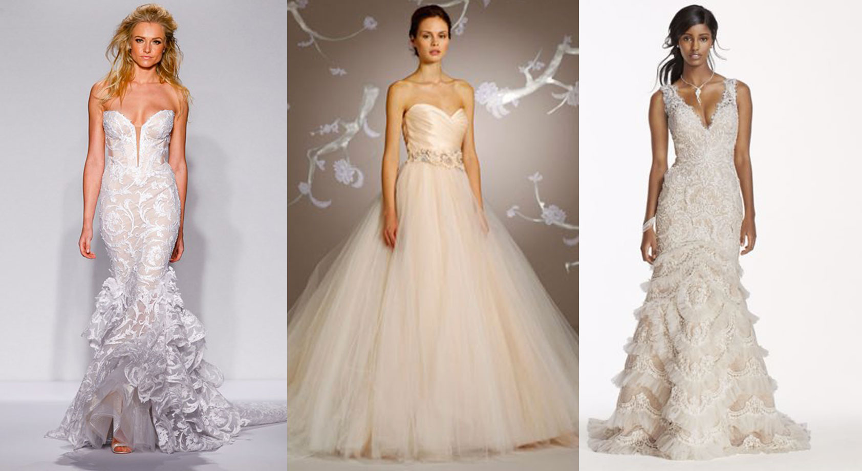 Can you spot the most expensive wedding dress?