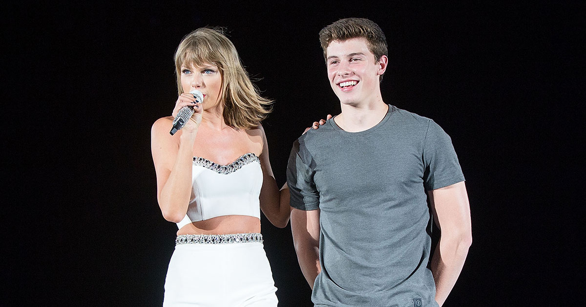 Taylor Swift wished Shawn Mendes happy birthday in the most Taylor Swift way possible