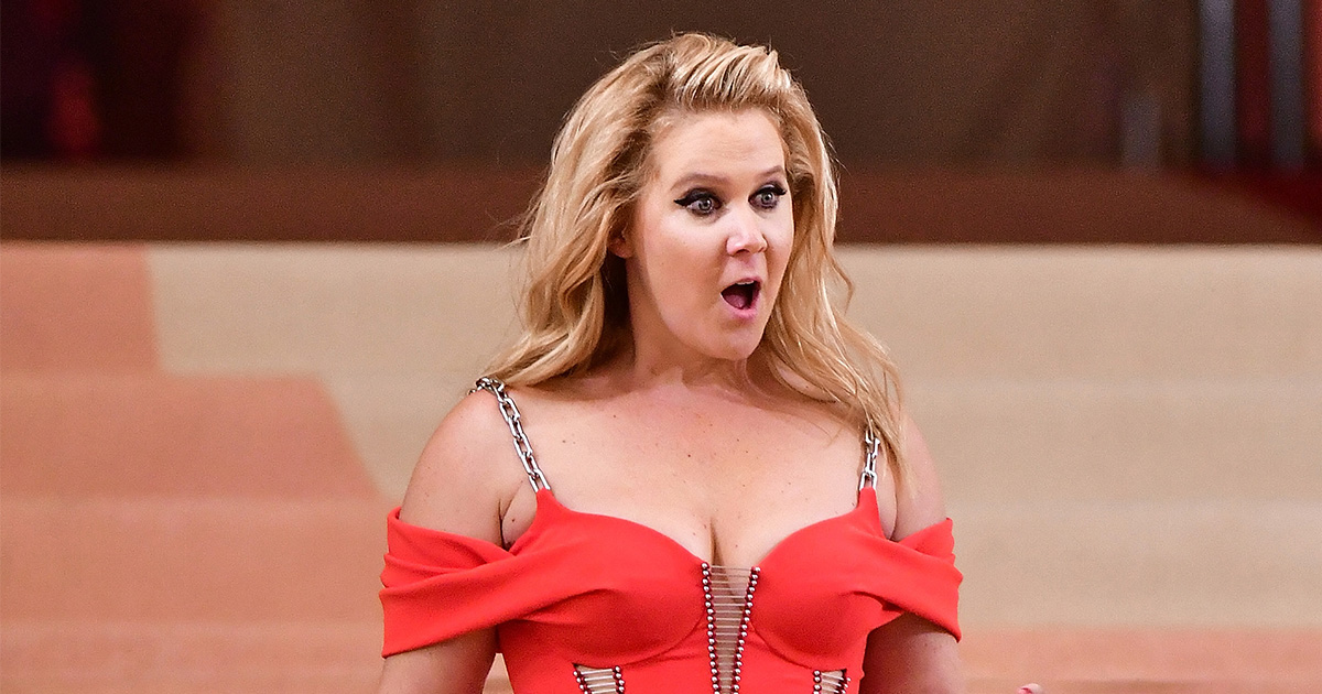 Amy Schumer is coming to these three TV shows and it's actually awesome