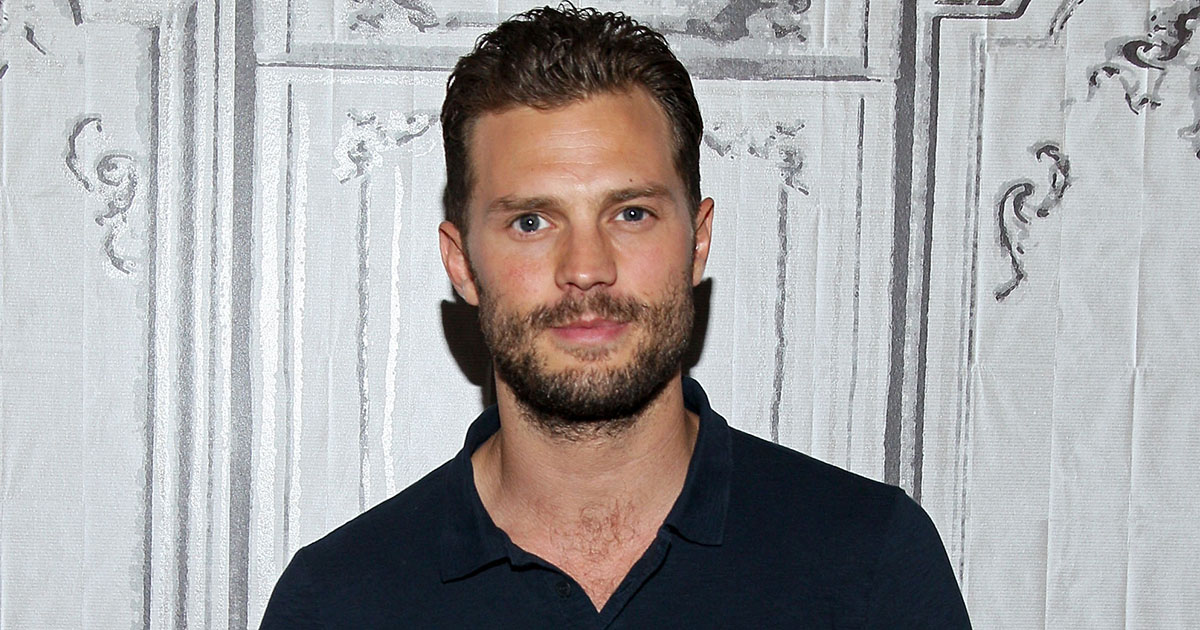 Jamie Dornan had this great thing to say about Hollywood's double standards