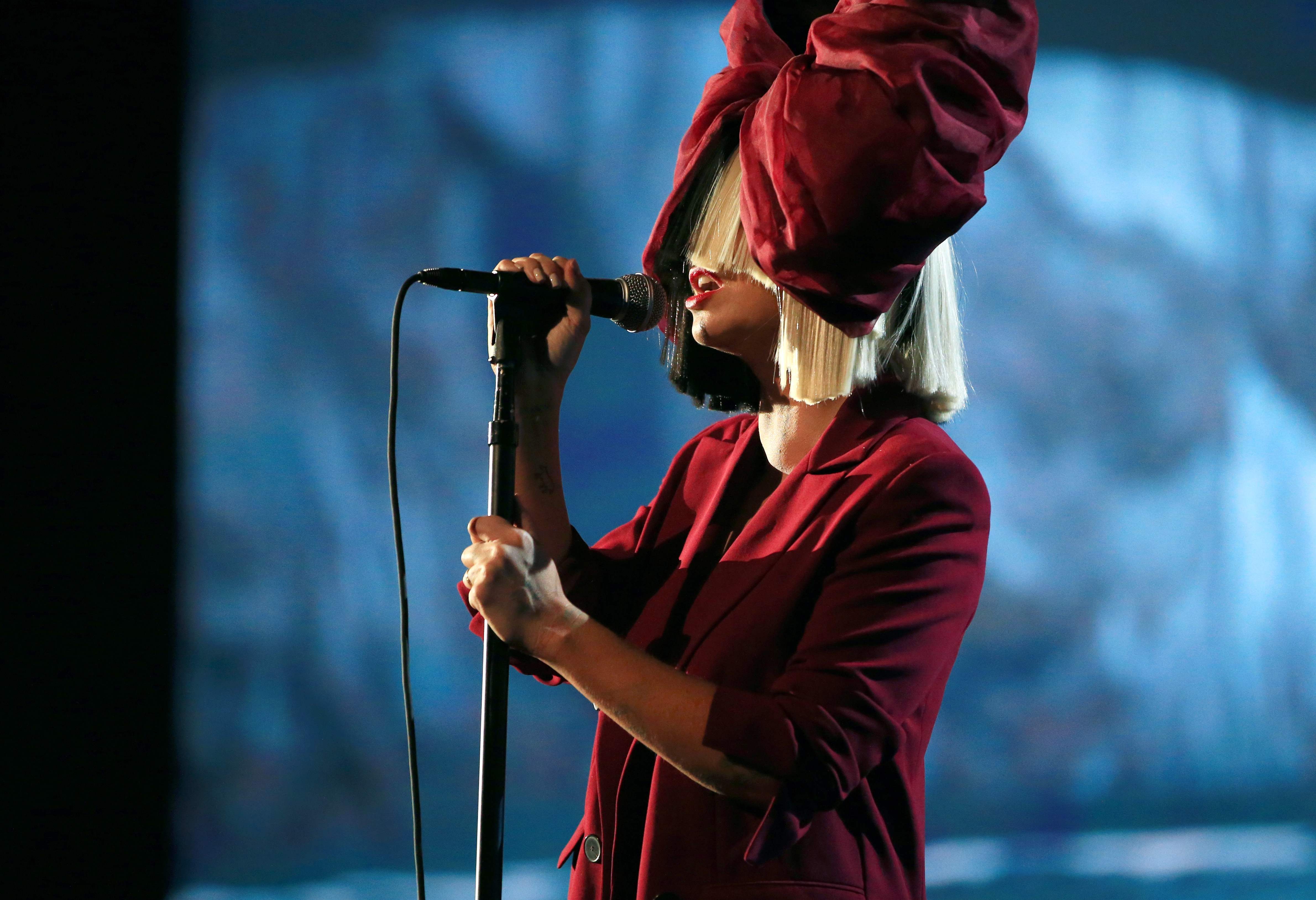 Sia to headline concert for reproductive rights and we're #inspired