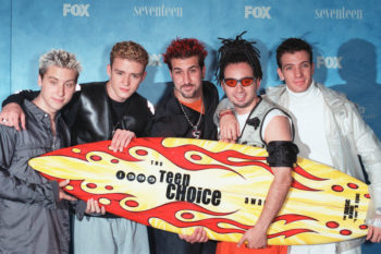 This 'N Sync reunion is making our hearts burst with nostalgia