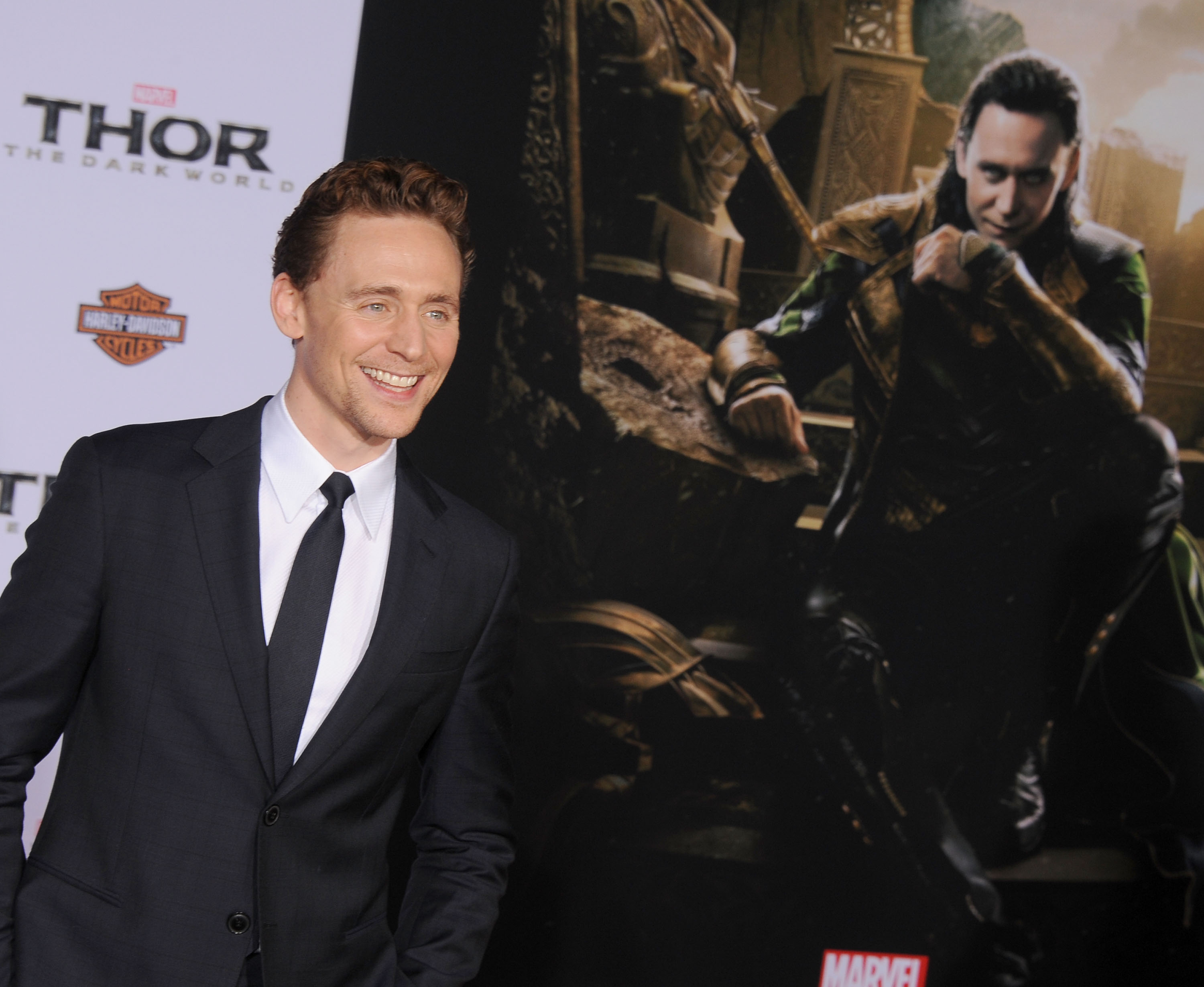 Tom Hiddleston joins Instagram, posts perfect first Loki selfie