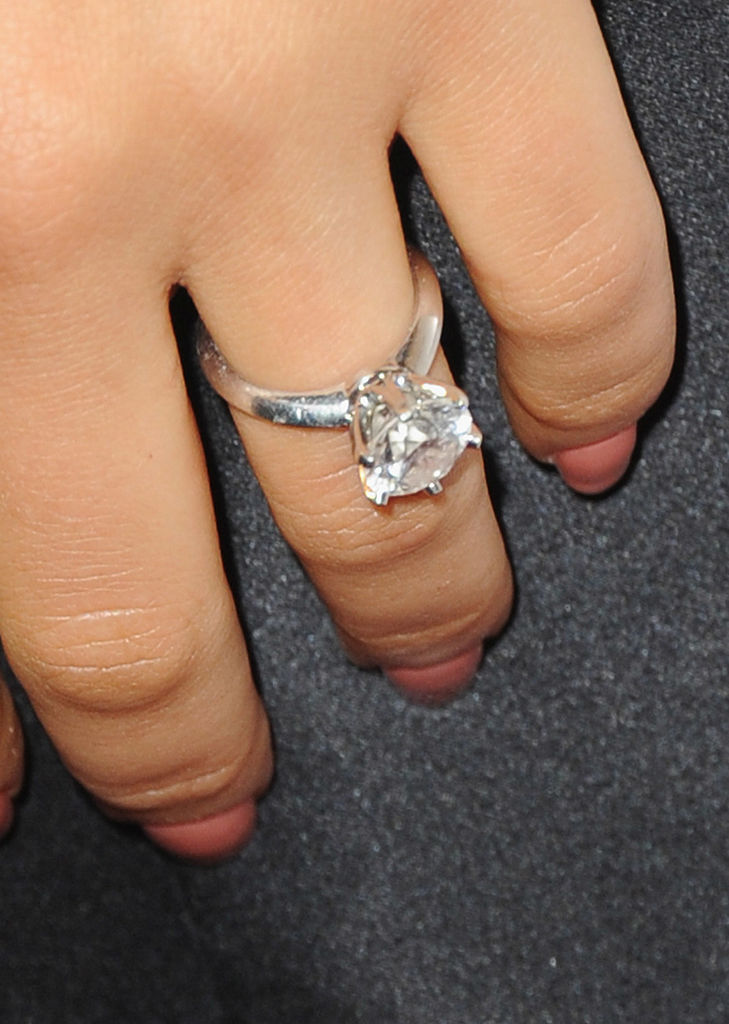 How Much Did An Engagement Ring Cost In