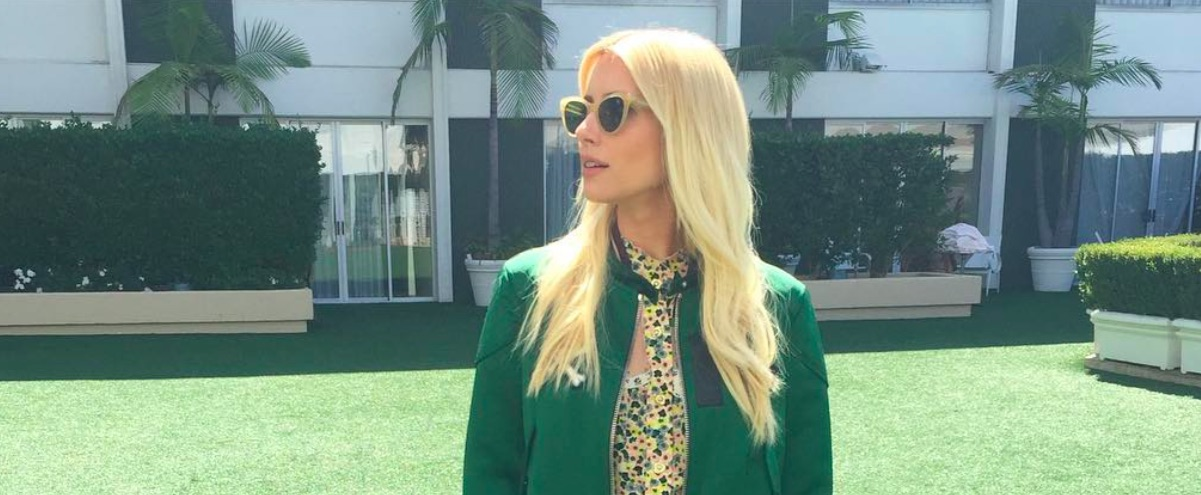 Emma Roberts latest look is pure collegiate glam and here's how to get it