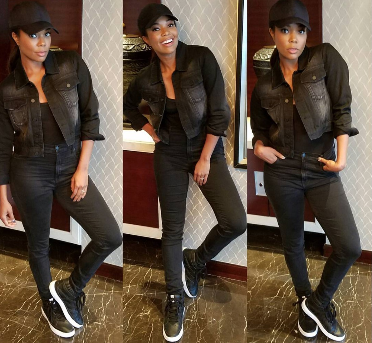 Gabrielle Union to open a store for fancy sneakers and we want to go to there