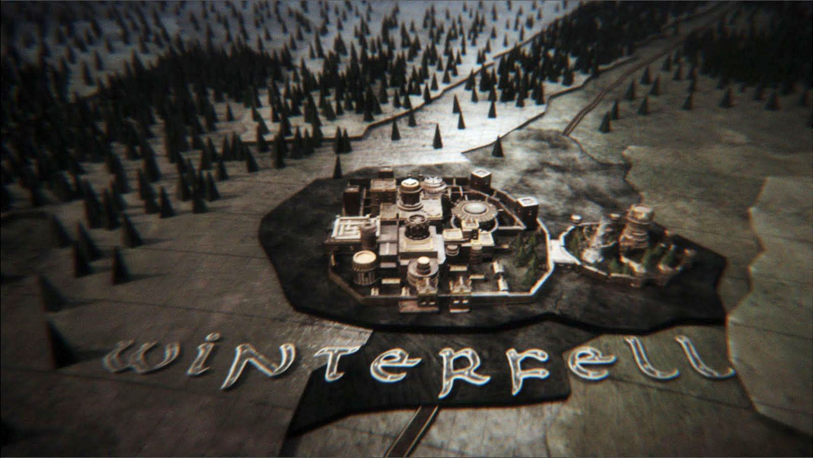 """How the """"Game of Thrones"""" intro credits have changed from the first episode to the last"""