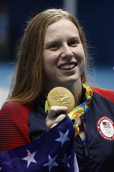 Olympic swimmer Lilly King is a gold medalist AND a sass queen