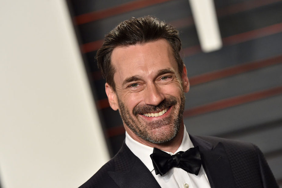 "Remember back when Jon Hamm was on ""Gilmore Girls""? Neither did we!"