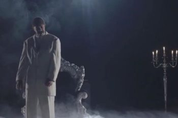 Um, Drake's dad is dropping an album and a clip — and video — just got leaked