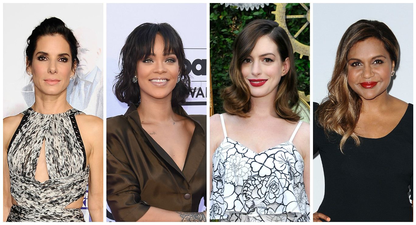 "The all-female ""Ocean's 11"" cast is here, and it's the stuff DREAMS ARE MADE OF"