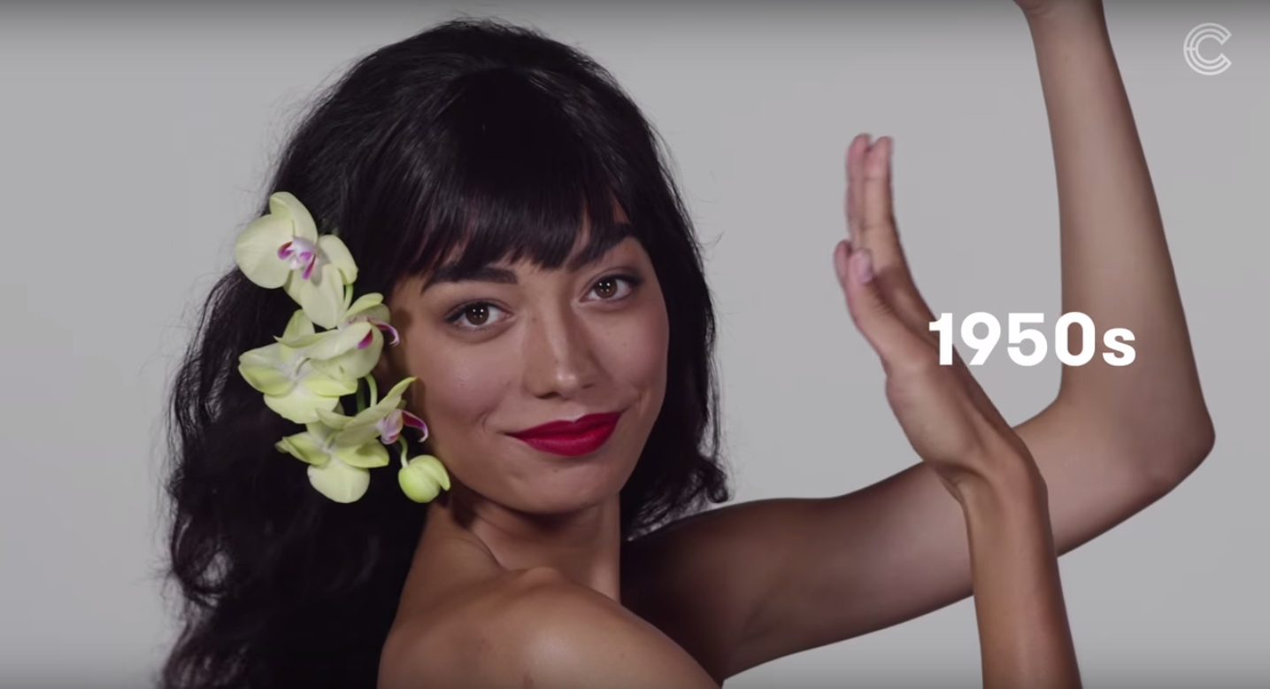 This 100 years of Hawaiian beauty video is absolutely stunning