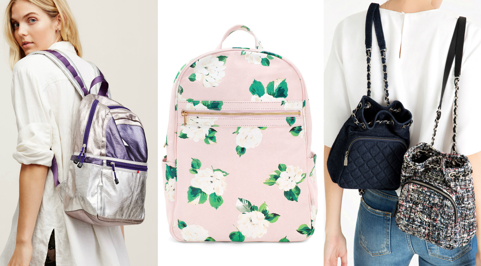 13 swoon-worthy backpacks for those who hate carrying purses