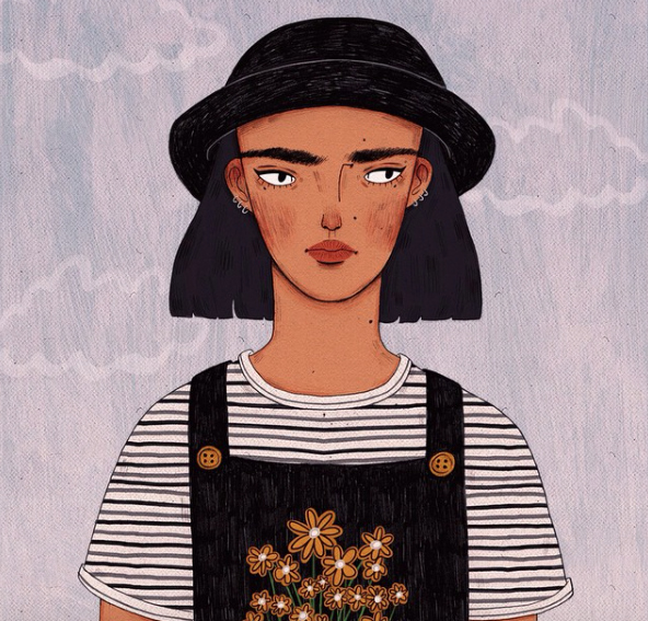 This artist's incredible illustrations are instant #StyleGoals