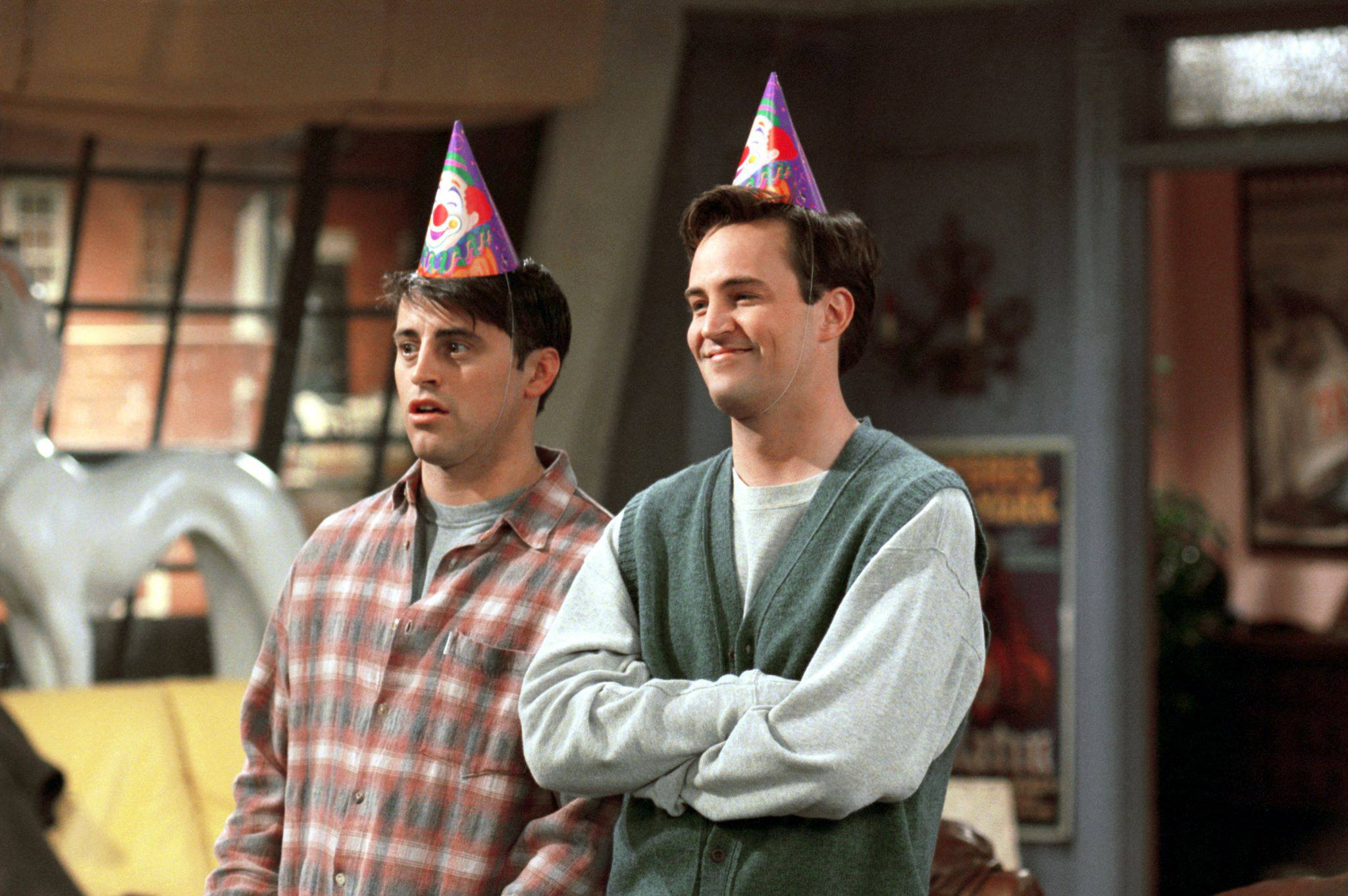 "Matt LeBlanc had this adorable thing to say about his ""Friends"" BFF Matthew Perry"