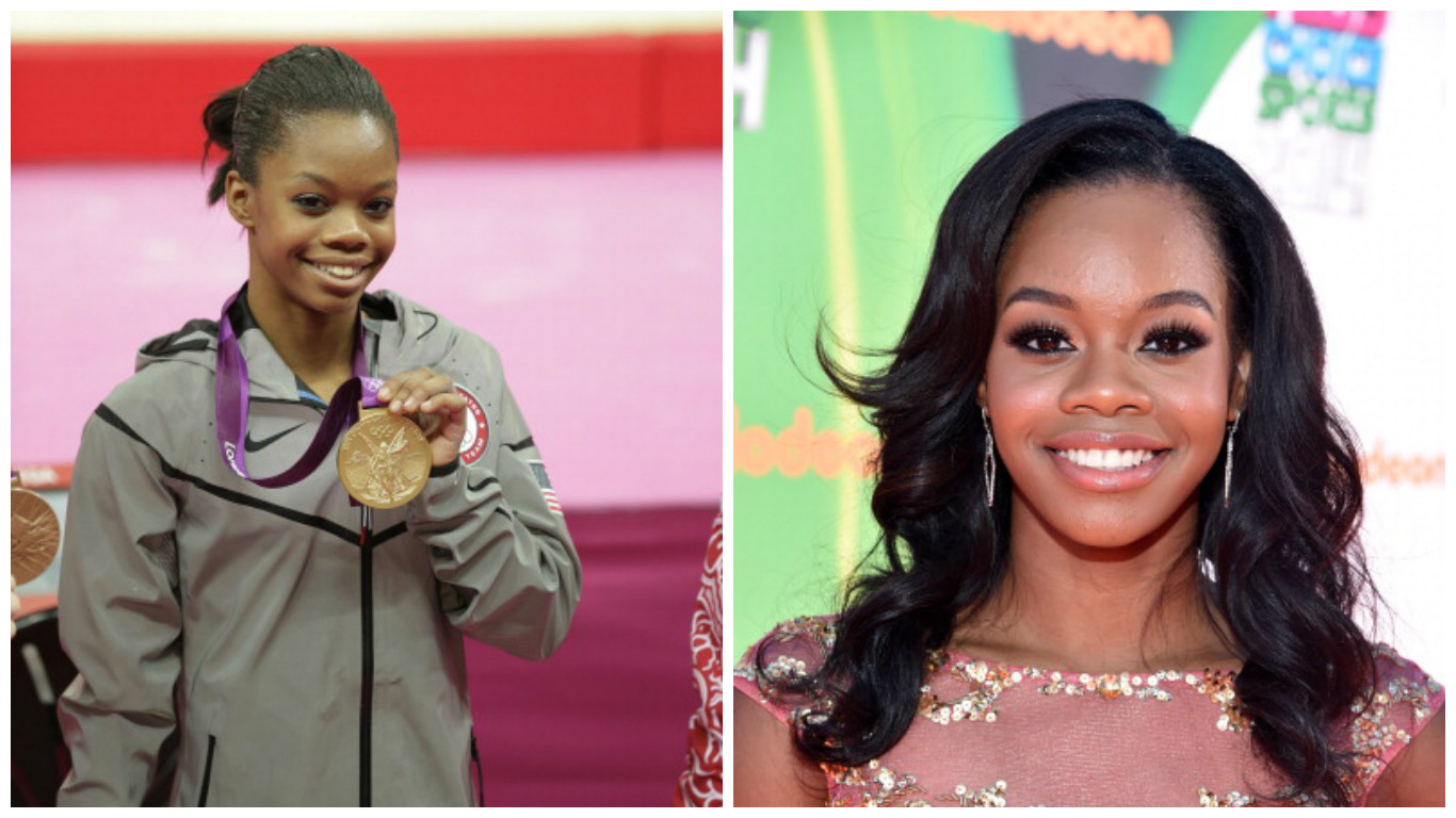 What your fave U.S. Olympians looked like at their first ever games vs. now