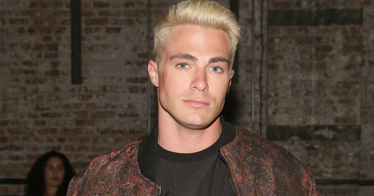 Colton Haynes just shared this heartbreaking fact about his father's death
