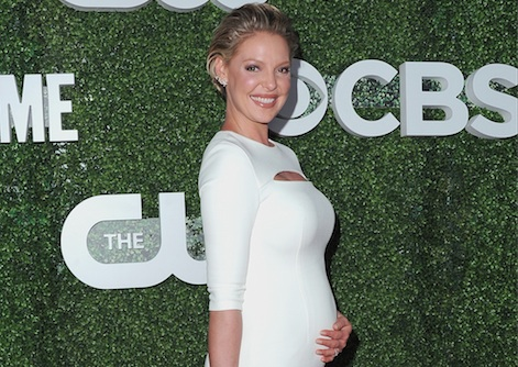 Katherine Heigl's pregnancy craving makes her #SOREAL