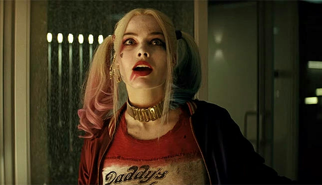 Margot Robbie's new role sounds like Harley Quinn 2.0