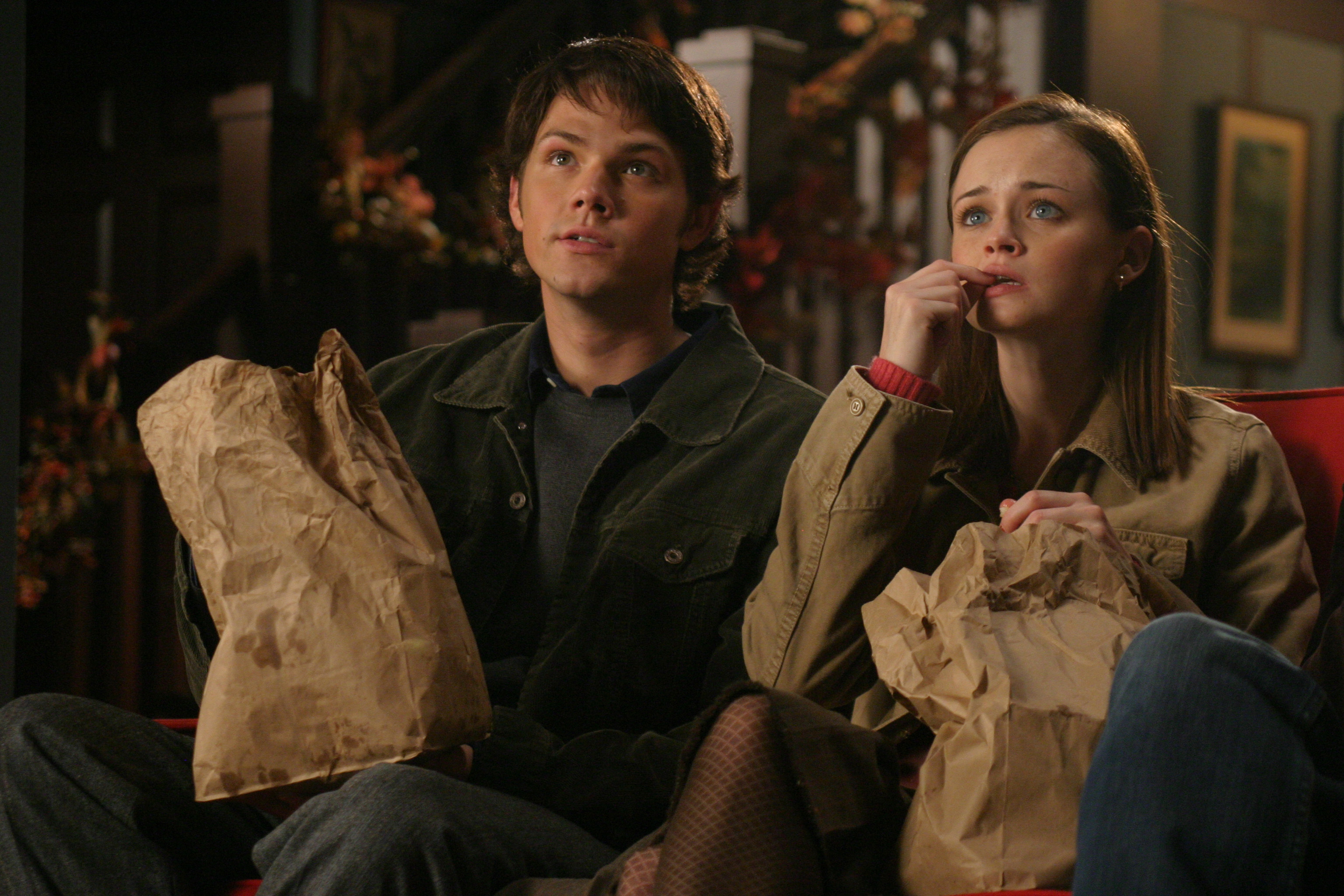 "There's one more ""Gilmore Girls"" character who *might* show up for the revival"