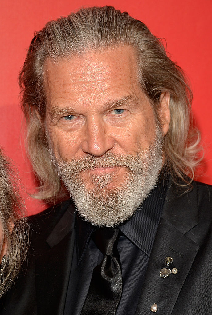 Jeff Bridges Shaved His Beard For The First Time In