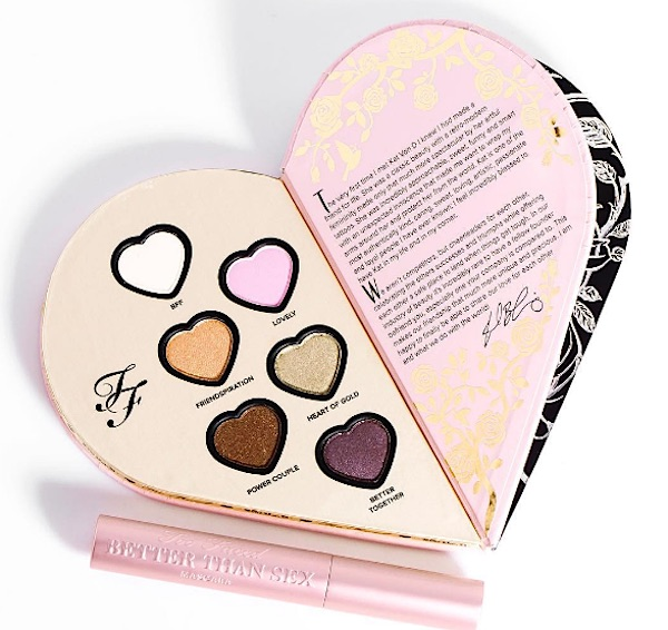The inside of the Kat Von D and Too Faced palette is more magical than we ever dreamed of