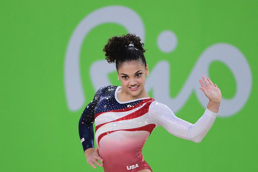 Laurie Hernandez Is The Sassiest Member Of The Final Five