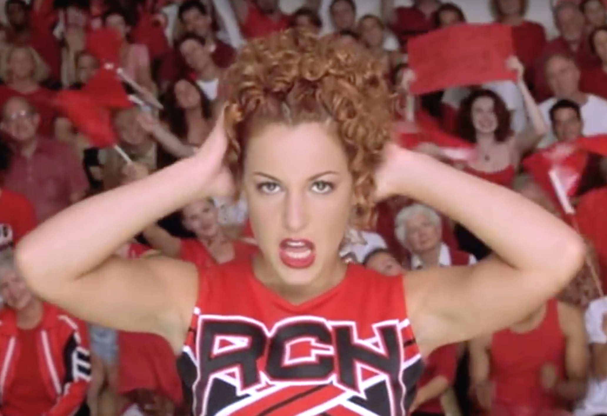 "Remember when Big Red from ""Bring It On"" was a major ""Sabrina, the Teenage Witch"" character?"