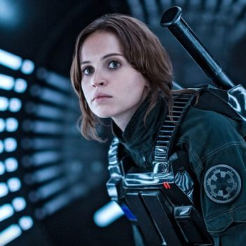 "This ""Rogue One"" star may have just spilled this spoiler and we're totally intrigued"