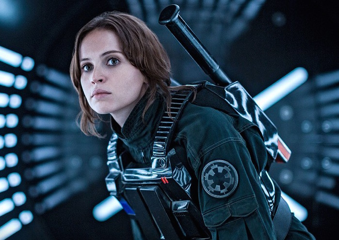 "The new ""Rogue One"" trailer is here, and it is EVERYTHING"