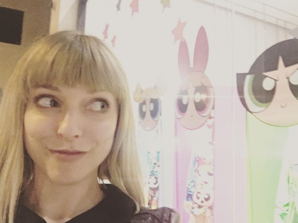 "What it's like to be a writer for ""The Powerpuff Girls"""