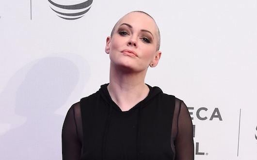 Rose McGowan says Trump is hurting our vaginas — in an open letter to Trump