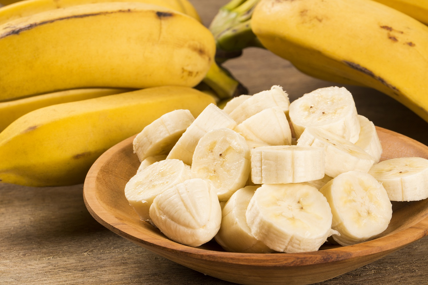 If you eat bananas for breakfast, we have some bummer news