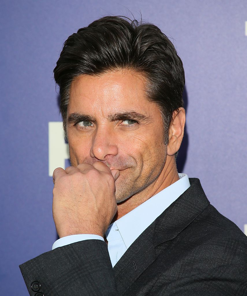 "That ""Step Brothers"" John Stamos scene was just recreated with... John Stamos!"