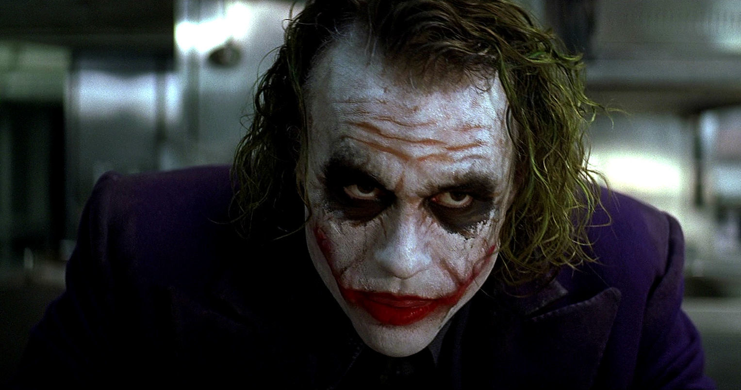Here are all the different on-screen Jokers from the beginning of time