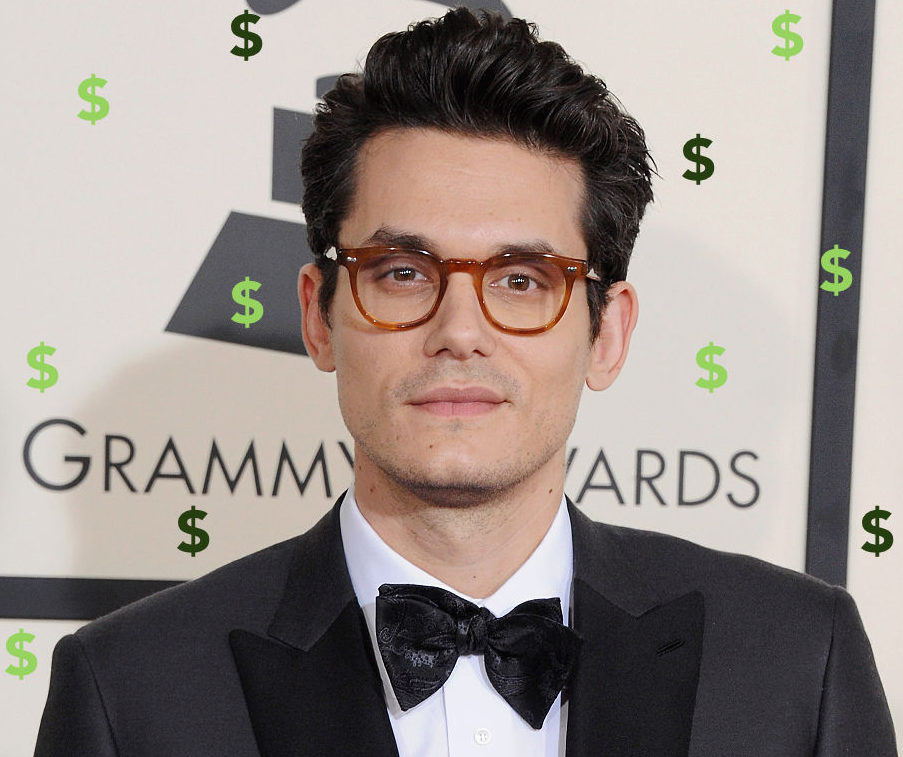 John Mayer's skincare routine costs more than all of ours put together