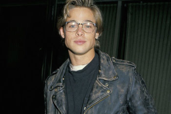 Brad Pitt was once the face of a Pringles commercial in 1989