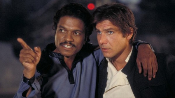 We're LOVING this news about the casting process for the young Han Solo movie