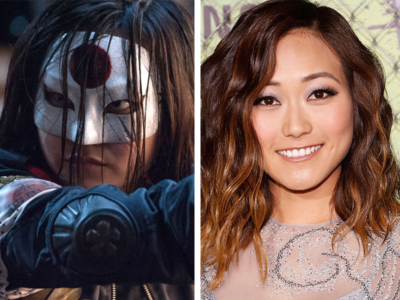 """Karen Fukuhara from """"Suicide Squad"""" is our new glam style queen, so bow down"""