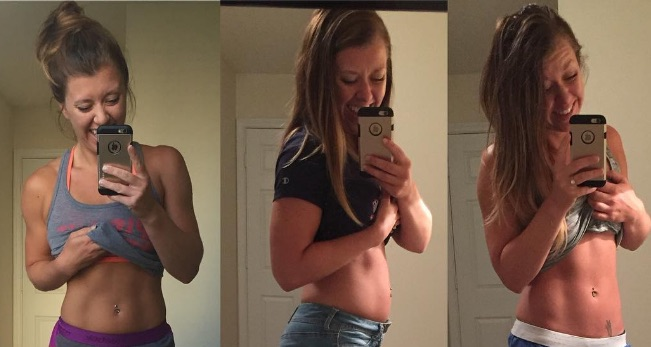 This fitness blogger's latest Instagram shows us why we should stop being ashamed of bloating
