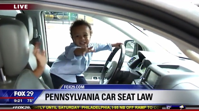 This toddler having a meltdown on live TV is basically all of us
