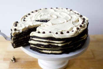 It is insanely hot and one of these amazing icebox cakes is our only hope
