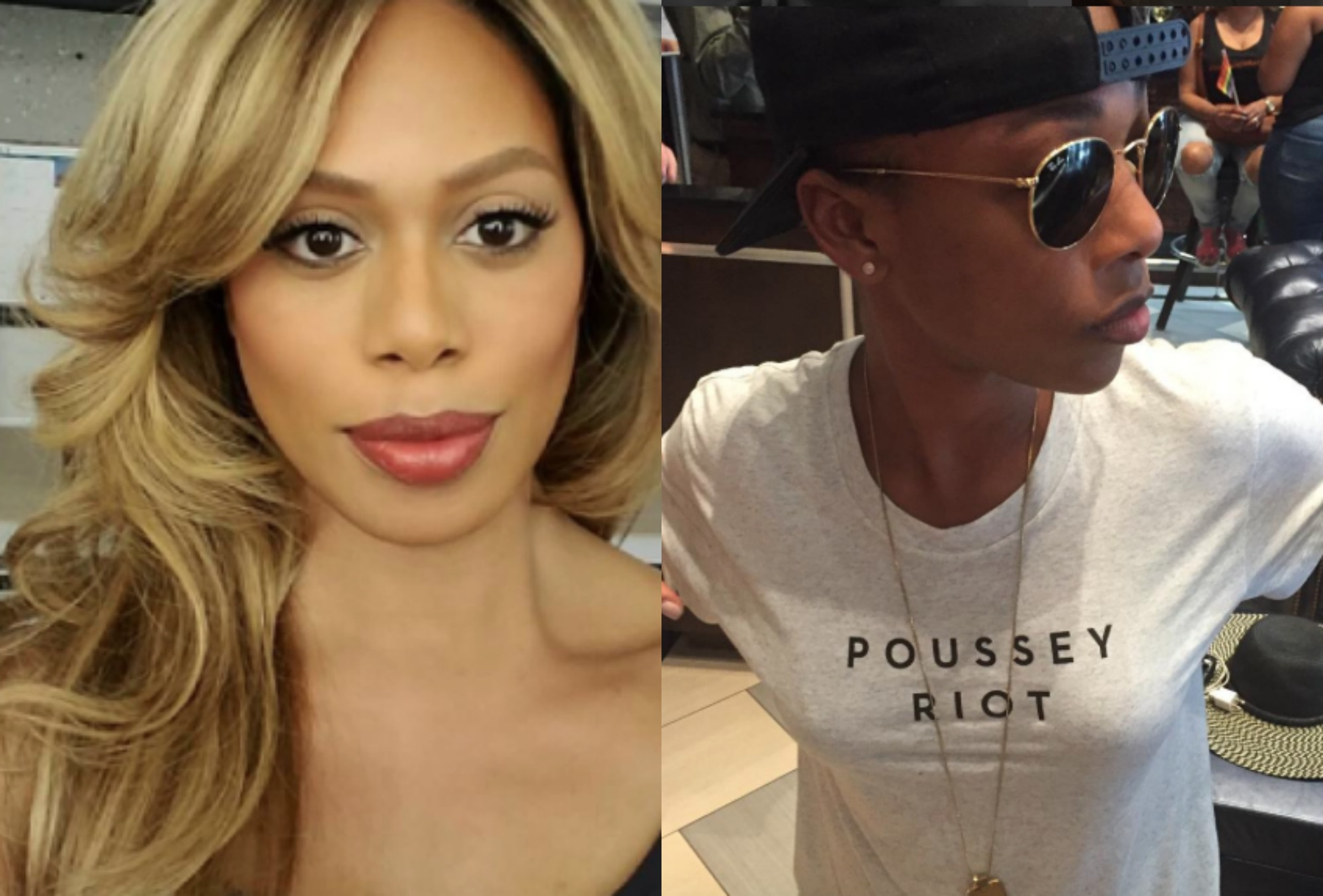 """Orange Is The New Black's"" Samira Wiley and Laverne Cox are joining Lip Sync Battle, and we're PUMPED"