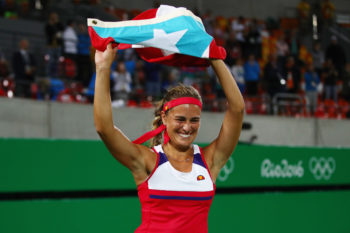Monica Puig won the first gold medal for Puerto Rico — here's why that's so important