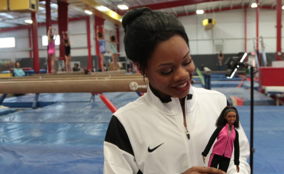 Why Gabby Douglas joining #MyBlackIsBeautiful is *so* important