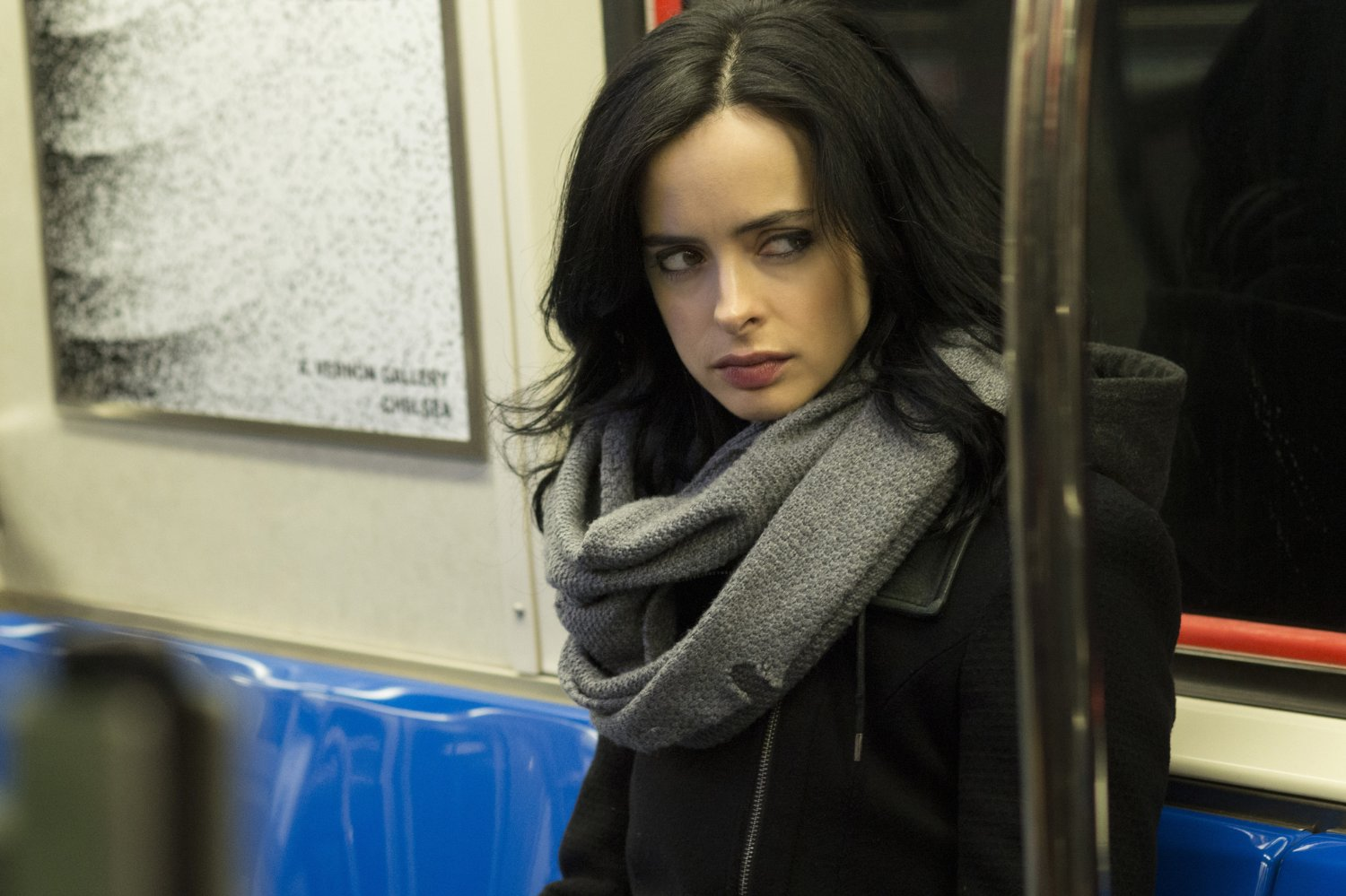 """Jessica Jones"" producer talks Season 2 and reminds us why we freaking love this show"