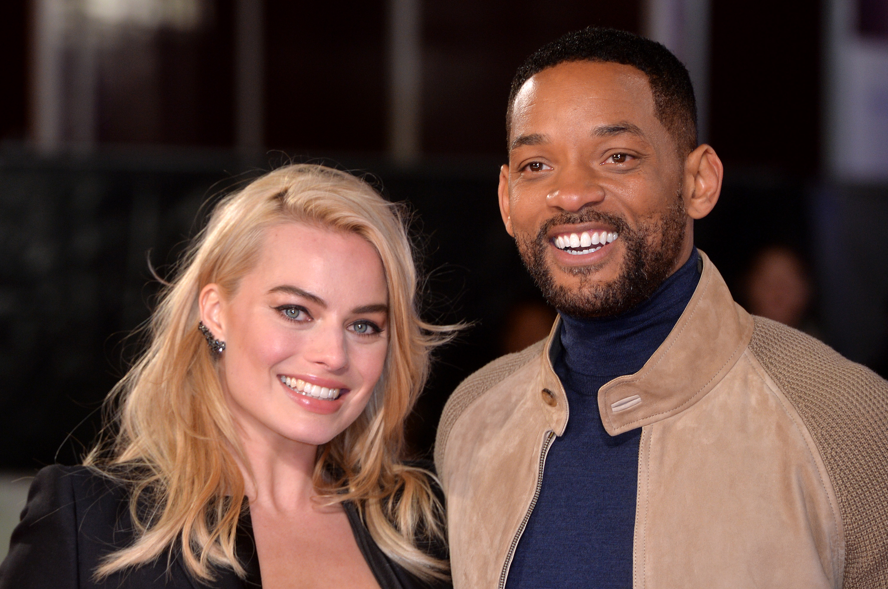 Will Smith and Margot Robbie's insult battle is actually adorable