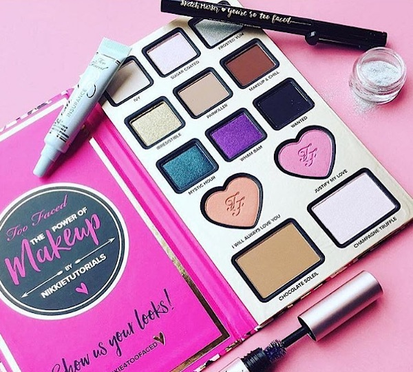 Too Faced's collaboration with beauty vlogger Nikkie Tutorials is finally here